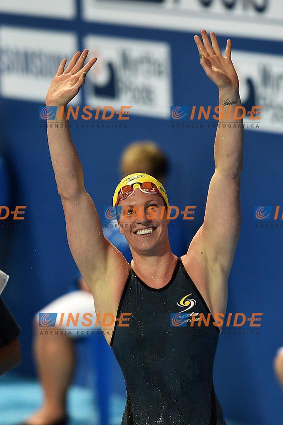 SEEBOHM Emily AUS Gold Medal Women's 100m Backstroke <br /> Day12 04/08/2015 Kazan Arena <br /> Swimming Nuoto <br /> XVI FINA World Championships Aquatics  <br /> Kazan Tatarstan RUS <br /> Photo Andrea Staccioli/Deepbluemedia/Insidefoto