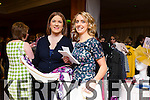Grace O Donnell and Mary Brick at the 'Dress Haven' Fashion Event at Fels Point Hotel on Saturday
