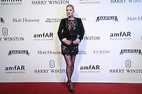 SÃO PAULO, SP, 15.04.2016 - AMFAR-SP - Kate Moss durante jantar AmfAR na região oeste da cidade de São Paulo nesta sexta-feira, 15. (Foto: Vanessa Carvalho/Brazil Photo Press)