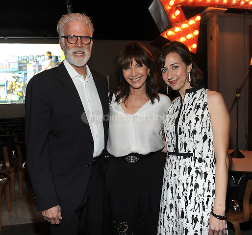 LOS ANGELES - FEBRUARY 24: Ted Danson, Mary Steenburgen, and Kristen Schaal at an exclusive screening of the premiere episode of FOX's 'The Last Man on Earth' at Big Daddy's Antique Shop on February 24, 2015 in Los Angeles, California. Credit: PGFM/MediaPunch