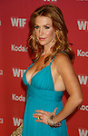 CENTURY CITY, CA. - June 12: Poppy Montgomery  arrives at Women In Film's 2009 Crystal + Lucy Awards held at the Hyatt Regency Century Plaza on June 12, 2009 in Century City, California.