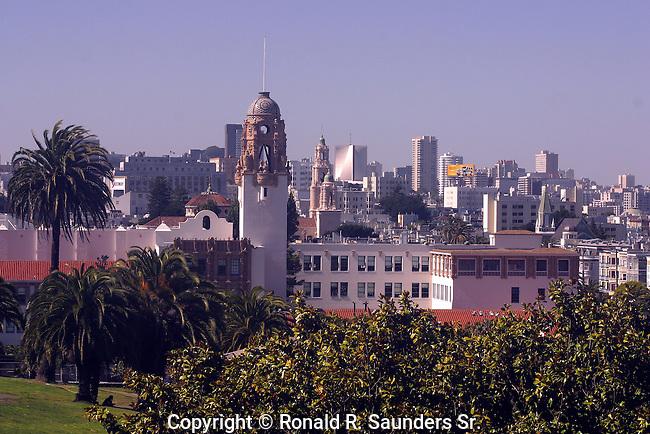 San Francisco scenic
