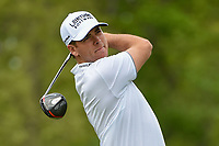 Luke List (USA) watches his tee shot on 6 during round 4 of the 2019 PGA Championship, Bethpage Black Golf Course, New York, New York,  USA. 5/19/2019.<br /> Picture: Golffile | Ken Murray<br /> <br /> <br /> All photo usage must carry mandatory copyright credit (© Golffile | Ken Murray)