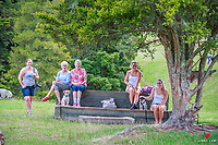 2017 NZL-Eventing Northland Horse Trial. Barge Park, Whangarei. Sunday 19 February. Copyright Photo: Libby Law Photography.