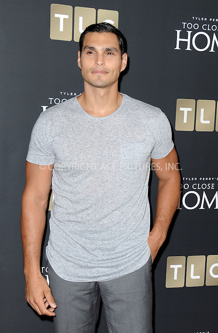 www.acepixs.com<br /> <br /> August 16 2016, New York City<br /> <br /> Christian Ochoa arriving at a screening of 'Too Close To Home' at The Paley Center for Media on August 16, 2016 in Beverly Hills, California.<br /> <br /> By Line: Peter West/ACE Pictures<br /> <br /> <br /> ACE Pictures Inc<br /> Tel: 6467670430<br /> Email: info@acepixs.com<br /> www.acepixs.com