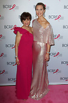 "L-R Myra Biblowit and Kinga Lampert attend The Breast Cancer Research Foundation ""Super Nova"" Hot Pink Party on May 12, 2017 at the Park Avenue Armory in New York City."