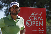 Clement Sordet (FRA) during previews ahead of the Magical Kenya Open presented by ABSA, Karen Country Club, Nairobi, Kenya. 13/03/2019<br /> Picture: Golffile | Phil Inglis<br /> <br /> <br /> All photo usage must carry mandatory copyright credit (&copy; Golffile | Phil Inglis)