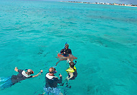 IT-  Ultimate Snorkeling Tour during HAL Konsingdam S. Caribbean Cruise, Grand Turk, Turks & Caicos