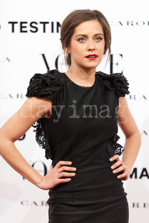 Maria Leon at Vogue December Issue Mario Testino Party