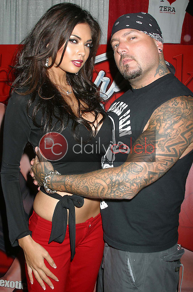 Tera Patrick and Evan Seinfeld