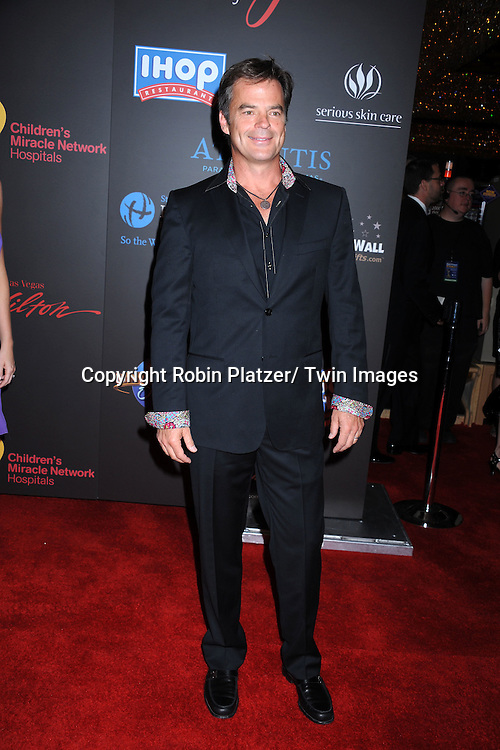Wally Kurth   arriving at the 38th Annual Daytime Emmy Awards  on June 19, 2011 at The Las Vegas Hilton in Las Vegas Nevada. ..