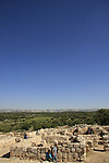 Israel, Shephelah. Hurbat Itri, ruins of a Jewish village from the Second Temple period