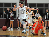 Girls Basketball: Siloam vs. Heritage