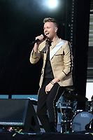 Westlife on stage at BBC Radio 2 Live in Hyde Park event, Hyde Park, London on Sunday September 15th 2019<br /> <br /> Photo by Keith Mayhew