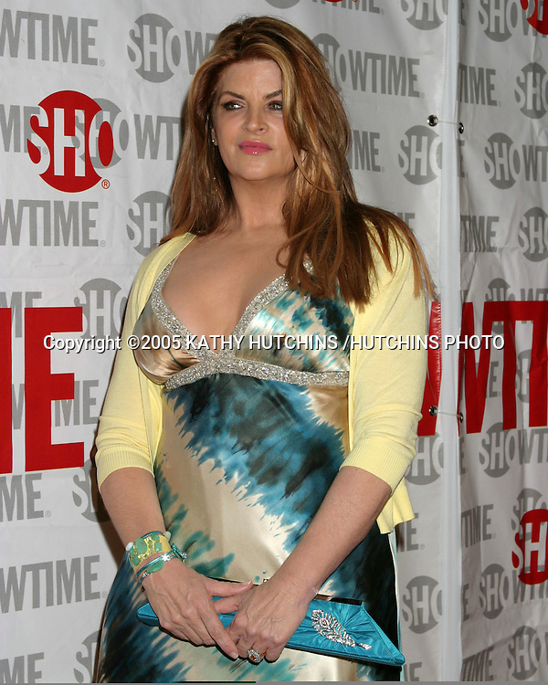 """KIRSTIE ALLEY.SCREENING OF SHOWTIME'S NEW SERIES.""""FAT ACTRESS"""".CINERAMA DOME.HOLLYWOOD, CA.FEBRUARY 23, 2005.©2005 KATHY HUTCHINS /HUTCHINS PHOTO..."""