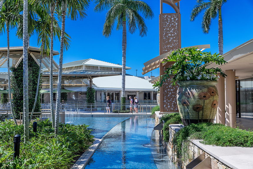 The Waterside Shops is a high end mall in Naples, Florida, USA.