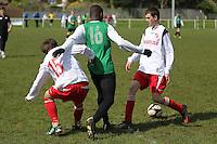 U16 Seaford Town (white) v Hailsham United