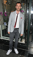 Charlie Condou at the Diva Magazine relaunch party, The Club at The Ivy, West Street, London, England, UK, on Thursday 11 August 2016.<br /> CAP/CAN<br /> &copy;CAN/Capital Pictures / MediaPunch   *** USA and South America ONLY**