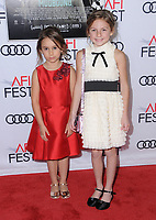 09 November  2017 - Hollywood, California - Piper Blair, Elizabeth Windley. AFI FEST 2017 Presented By Audi - Opening Night Gala - Screening Of Netflix's &quot;Mudbound&quot; held at TCL Chinese Theatre in Hollywood.  <br /> CAP/ADM/BT<br /> &copy;BT/ADM/Capital Pictures