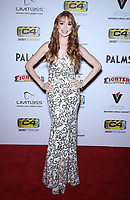03 July 2019 - Las Vegas, NV - Lisa Foiles. 11th Annual Fighters Only World MMA Awards Arrivals at Palms Casino Resort. Photo Credit: MJT/AdMedia