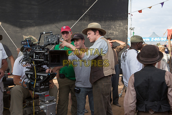 Seth MacFarlane (Director)<br /> on the set of A Million Ways to Die in the West (2014) <br /> *Filmstill - Editorial Use Only*<br /> CAP/FB<br /> Image supplied by Capital Pictures