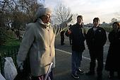A non-conformist Christian preacher at Speakers' Corner, Hyde Park, London.