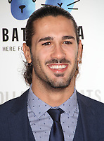 Graziano di Prima at the Collars &amp; Coats Gala Ball 2018 at Battersea Evolution, Battersea Park, London on Thursday 1st November 2018<br /> CAP/JIL<br /> &copy;JIL/Capital Pictures