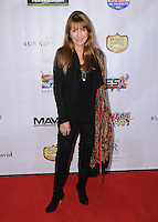 """06 February 2017 - Hollywood, California - Jane Seymour. """"Running Wild"""" Los Angeles Premiere held at the TCL Chinese 6 Theater. Photo Credit: Birdie Thompson/AdMedia"""