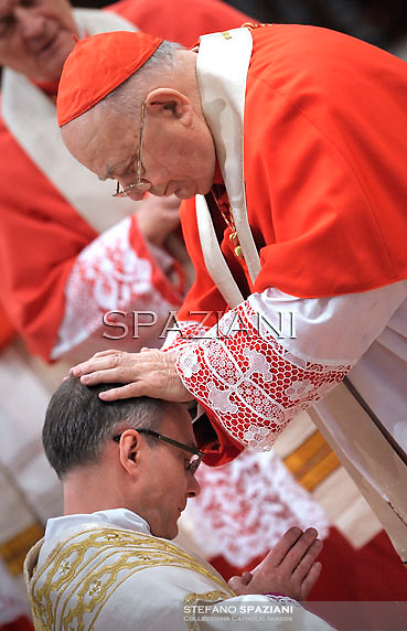 cardinal Elio Sgreccia;Pope Benedict XVI The pontiff appointed two new bishops during the mass. the Solemnity of Epiphany at St Peter's basilica at the Vaticanon January 6, 2012 .