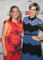 27 September 2017 - Hollywood, California - Nancy Daniels, Meredith Rollins. TLC Hosts Give A Little Awards held at NeueHouse Hollywood. Photo Credit: F. Sadou/AdMedia