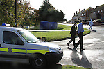 The scene of the shooting in Ardee Co Louth..Picture Fran Caffrey/www.newsfile.ie.The scene of the shooting in Ardee Co Louth..Picture Fran Caffrey/www.newsfile.ie.