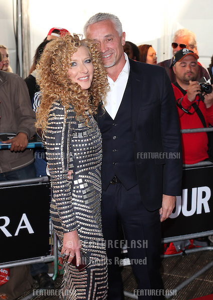 Kelly Hoppen arriving for the 013 Glamour Awards, Berkeley Square, London. 04/06/2013 Picture by: Alexandra Glen / Featureflash