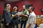 Scott Murawski, Mike Gordon, Chris Friday & Craig Myers At Port City Music Hall