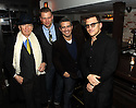 Gay Talese, Tyler Throreson, Andy Cohen and Sean Avery( one of the host for the night) attends the Gilt Man diner at the Fedora in New York City on February 16,2011. ( Donald Traill/ Wall Street Journal) 10770 Gilt Man Diner