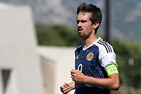 Ryan Hardie scorer of Scotland's opening goal during Czech Republic Under-20 vs Scotland Under-20, Toulon Tournament Football at Stade de Lattre-de-Tassigny on 10th June 2017