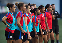 USWNT Training, July 26, 2017