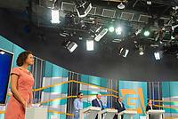 SÃO PAULO, SP, 09.09.2018 - ELEIÇÕES-2018 - A candidata  Marina Silva (Rede) à presidência durante o debate entre candidatos à presidência do Brasil na GAZETA (Fundação Cásper Líbero), neste domingo, 09, em São Paulo.(Foto: Anderson Lira/Brazil Photo Press)