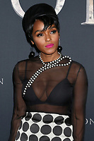 "LOS ANGELES - FEB 13:  Janelle Monae at the ""Annihilation"" Los Angeles Premiere at Village Theater on February 13, 2018 in Westwood, CA"