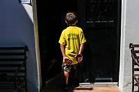 Taller de barro, durante las festividades del día Jaguar en Alamos Sonora. 5oct2019. <br />  (© Photo: LuisGutierrez / NortePhoto.com)