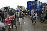 Brigg Horse Fair. Brigg Lincolnshire England 2009.