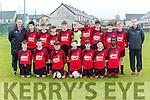 St Brendans Park U13 at the School Soccer National Cup St Brendans Park U13 v Charleville at Christy Leahy Park on Saturday
