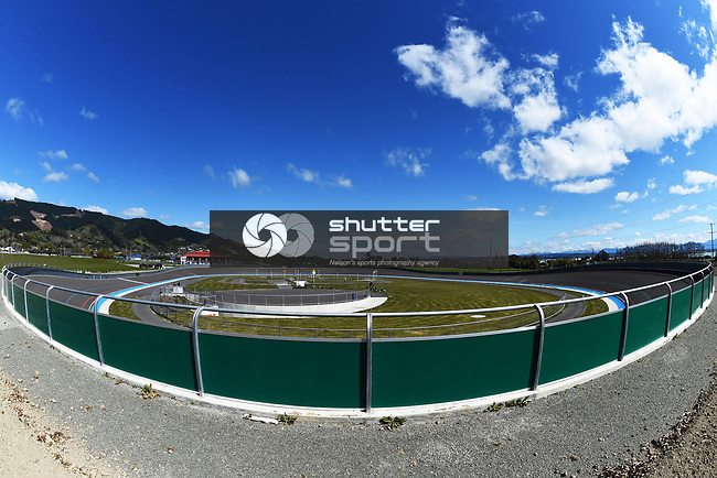 NELSON, NEW ZEALAND - Saxton Velodrome Nelson, New Zealand. Saturday 29 September 2018. (Photo by Chris Symes/Shuttersport Limited)