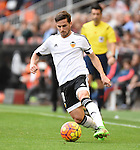 Valencia CF's    Pablo Piatti   during La Liga match. January 31, 2016. (ALTERPHOTOS/Javier Comos)