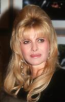 Ivana Trump, 1991, Photo By John Barrett/PHOTOlink