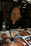 Supermodel Brandi Roderick appears at Big Apple Comic Con for autographs and photos on October 16 (and 17 & 18), 2009 at Pier 94, New York City, New York. (Photo by Sue Coflin/Max Photos)
