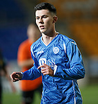 St Johnstone v Dundee Utd..10.11.15  SPFL Development League.  McDiarmid Park, Perth.<br /> Eoghan McCawl<br /> Picture by Graeme Hart.<br /> Copyright Perthshire Picture Agency<br /> Tel: 01738 623350  Mobile: 07990 594431