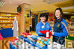 New St  Vincents de Paul Shop in Castle St. Pictured  Teresa Lynch and Jasmine Griffin,