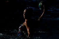 Ilse Adriana Koolhaas Ekipe Riscaldamento <br /> Roma 06/01/2019 Centro Federale  <br /> Final Six Pallanuoto Donne Coppa Italia <br /> Plebiscito Padova - Ekpe Orizzonte Catania Finale 3-4 posto<br /> Foto Andrea Staccioli/Deepbluemedia/Insidefoto