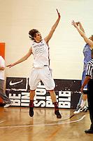 April 9, 2011 - Hampton, VA. USA;  Caleb Dressler participates in the 2011 Elite Youth Basketball League at the Boo Williams Sports Complex. Photo/Andrew Shurtleff