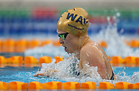 Ciara Smith. AON Swimming New Zealand National Open Swimming Championships, National Aquatic Centre, Auckland, New Zealand, Thursday 5 July 2018. Photo: Simon Watts/www.bwmedia.co.nz